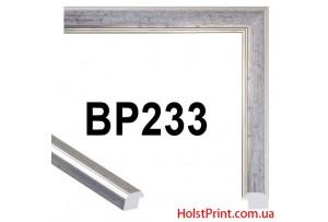 Багет пластиковый BP233 (СУПЕР ЦЕНА: 47 грн/м.п.) АКЦИЯ!