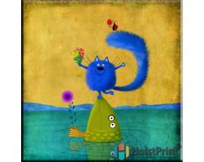 Картины в десткую, Art: DEE777140