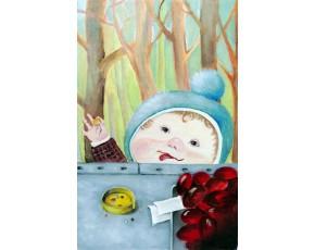 Гапчинская картины, копии в стиле Е. Гапчинской, ART: GAP777002