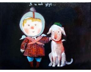 Гапчинская картины, копии в стиле Е. Гапчинской, ART: GAP777013
