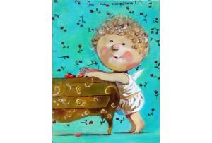 Гапчинская картины, копии в стиле Е. Гапчинской, ART: GAP777014
