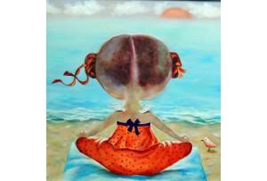 Гапчинская картины, копии в стиле Е. Гапчинской, ART: GAP777024