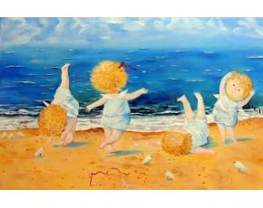Гапчинская картины, копии в стиле Е. Гапчинской, ART: GAP777037
