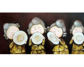 Гапчинская картины, копии в стиле Е. Гапчинской, ART: GAP777046