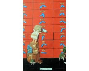 Гапчинская картины, копии в стиле Е. Гапчинской, ART: GAP777049