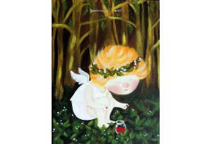 Гапчинская картины, копии в стиле Е. Гапчинской, ART: GAP777055