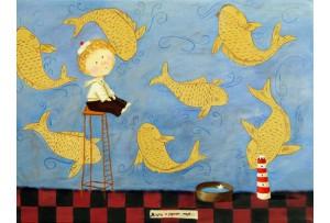 Гапчинская картины, копии в стиле Е. Гапчинской, ART: GAP777059