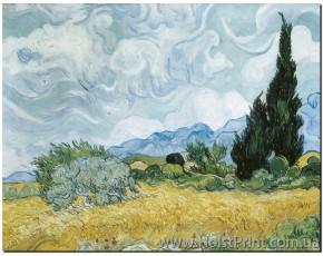 Ван Гог, поле, ART: KLA888014