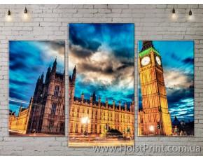 Модульные картины, Город, ART. SITY778025