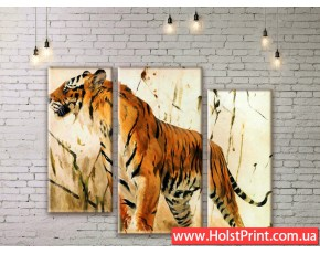 Модульные картины, животные, ART. ANIM777049