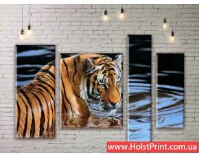 Модульные картины, животные, ART. ANIM777057