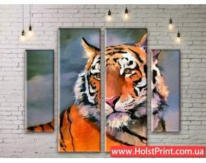 Модульные картины, животные, ART. ANIM777063