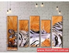 Модульные картины, животные, ART. ANIM777035