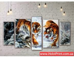Модульные картины, животные, ART. ANIM777041