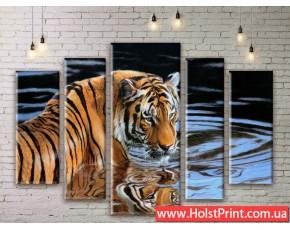 Модульные картины, животные, ART. ANIM777059