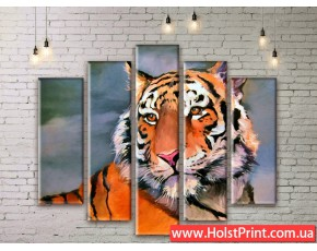 Модульные картины, животные, ART. ANIM777065