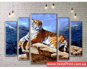 Модульные картины, животные, ART. ANIM777071