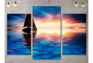 Модульные картины, Море, ART. SEAA777029