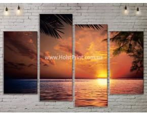 Модульные картины, Море, ART. SEAA777065
