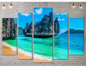 Модульные картины, Море, ART. SEAA777143