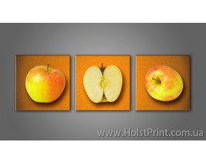 Модульные картины, Натюрморт, ART. KUM772280-3
