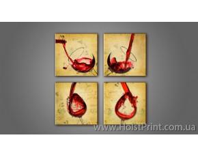 Модульные картины, Натюрморт, ART. KUM772205-4