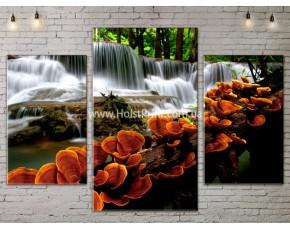 Модульные картины, Пейзажи природы, ART. NATA777009