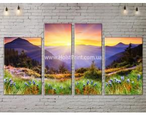 Модульные картины, Пейзажи природы, ART. NATA777179