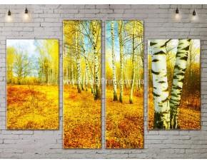 Модульные картины, Пейзажи природы, ART. NATA777187