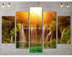Модульные картины, Пейзажи природы, ART. NATA777335