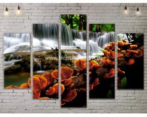 Модульные картины, Пейзажи природы, ART. NATA777337