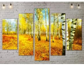 Модульные картины, Пейзажи природы, ART. NATA777351