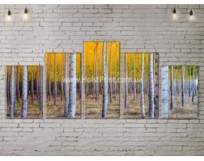 Модульные картины, Пейзажи природы, ART. NATA777353