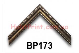Багет пластиковый BP173 (АКЦИЯ: 47 грн вместо 98 грн/м.п.)
