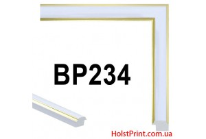 Багет пластиковый BP234 (СУПЕР ЦЕНА: 47 грн/м.п.) АКЦИЯ!