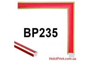 Багет пластиковый BP235 (СУПЕР ЦЕНА: 57 грн/м.п.) АКЦИЯ!