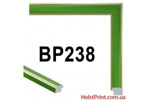 Багет пластиковый BP238 (СУПЕР ЦЕНА: 57 грн/м.п.) АКЦИЯ!