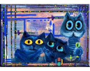 Картины кошек