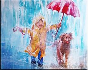 Детские картины, ART: DET777018