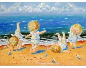 Гапчинская картины, копии в стиле Е. Гапчинской, ART: GAP777052