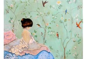 Гапчинская картины, копии в стиле Е. Гапчинской, ART: GAP777058