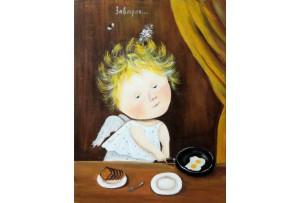 Гапчинская картины, копии в стиле Е. Гапчинской, ART: GAP777061
