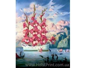 Известные художники, репродукции картин, ART: KLA777001