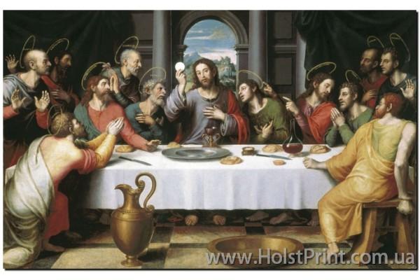 Тайная вечеря, Леонардо да Винчи, ART: KLA888012