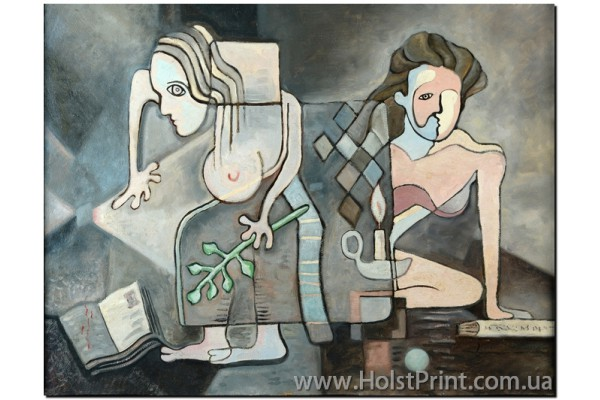 Известные художники, репродукции картин, ART: KLA888023
