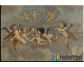 Картины с ангелами