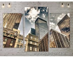 Модульные картины, Город, ART. SITY778017