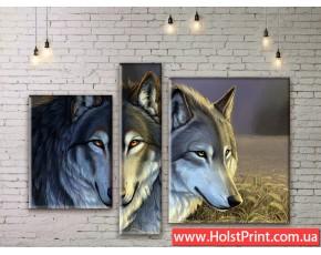 Модульные картины, животные, ART. ANIM777043