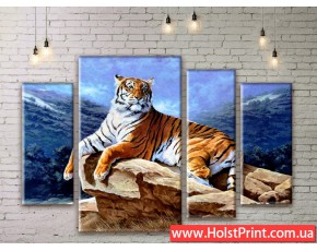 Модульные картины, животные, ART. ANIM777069