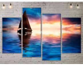 Модульные картины, Море, ART. SEAA777091